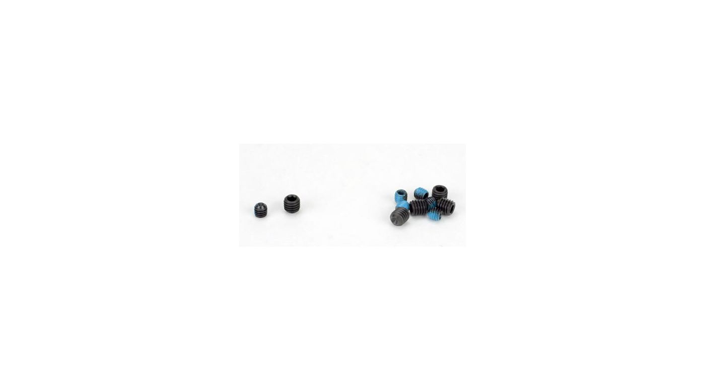 Image for Set Screws, 4mm & 5mm (6ea) from HorizonHobby