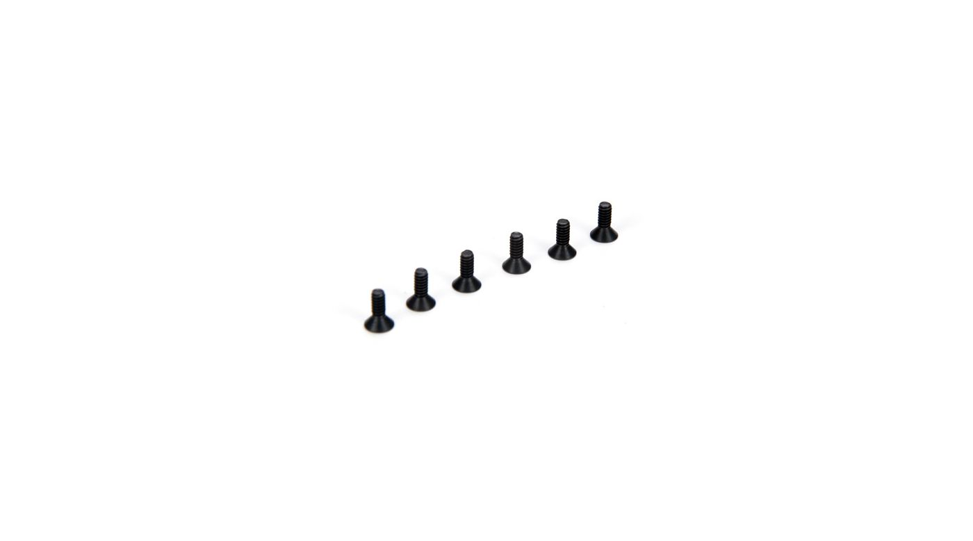 Image for Flat Head Screws, 4-40 x 5/16