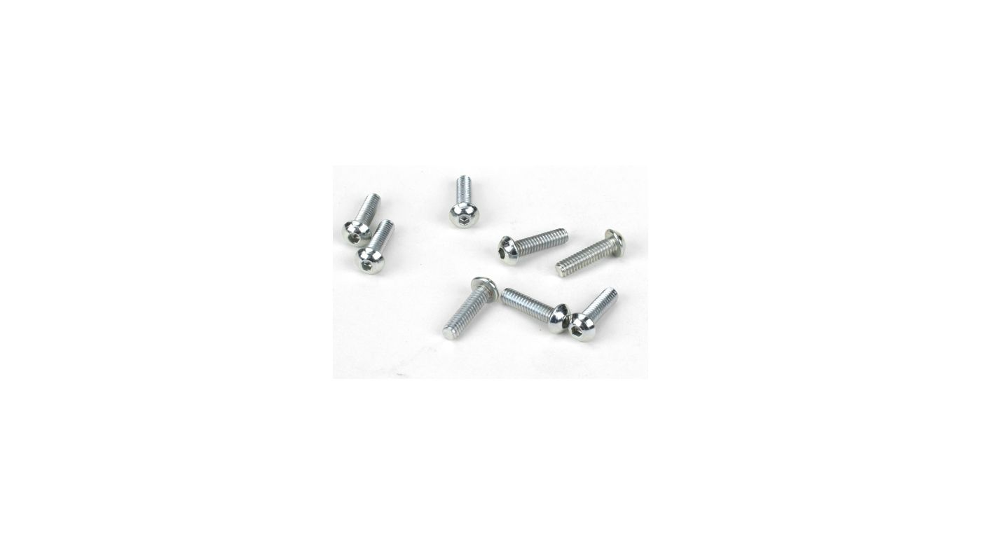 Image for Button Head Screws,  5-40 x 1/2