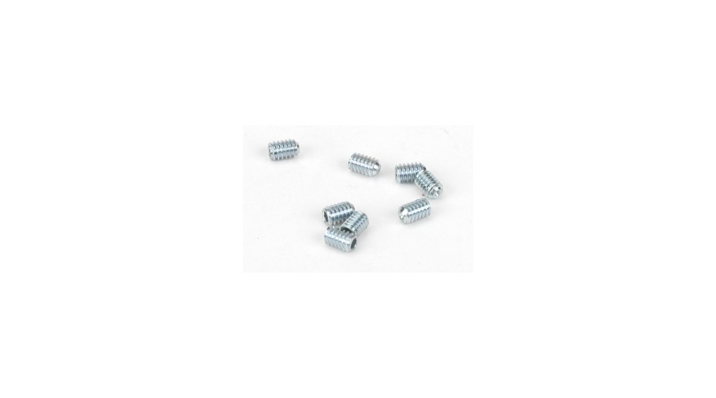 Image for 5-40 x 1/8 Cup Point Setscrew (8) from HorizonHobby