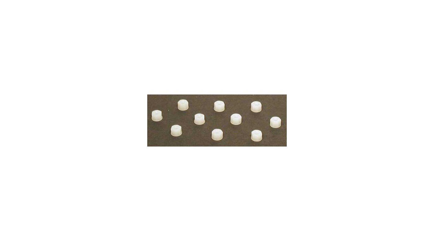 Image for 4-40 Locking Nuts, Nylon from HorizonHobby