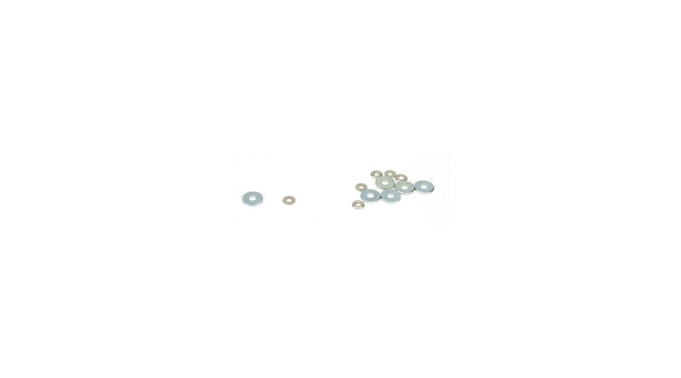 Image for Washers, 3.6 x 10mm (6) from HorizonHobby