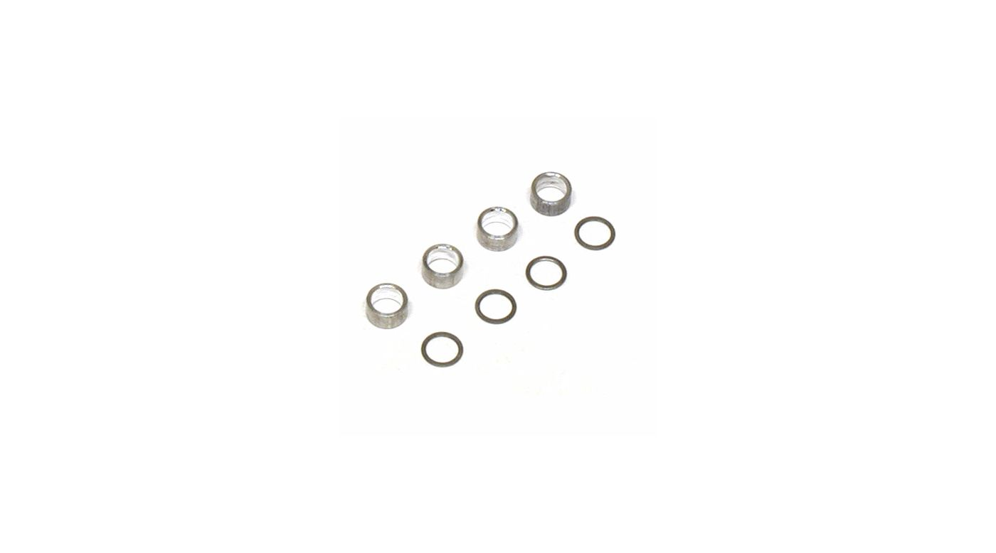 Image for Hub Bearing Spacer & Shim Set from HorizonHobby