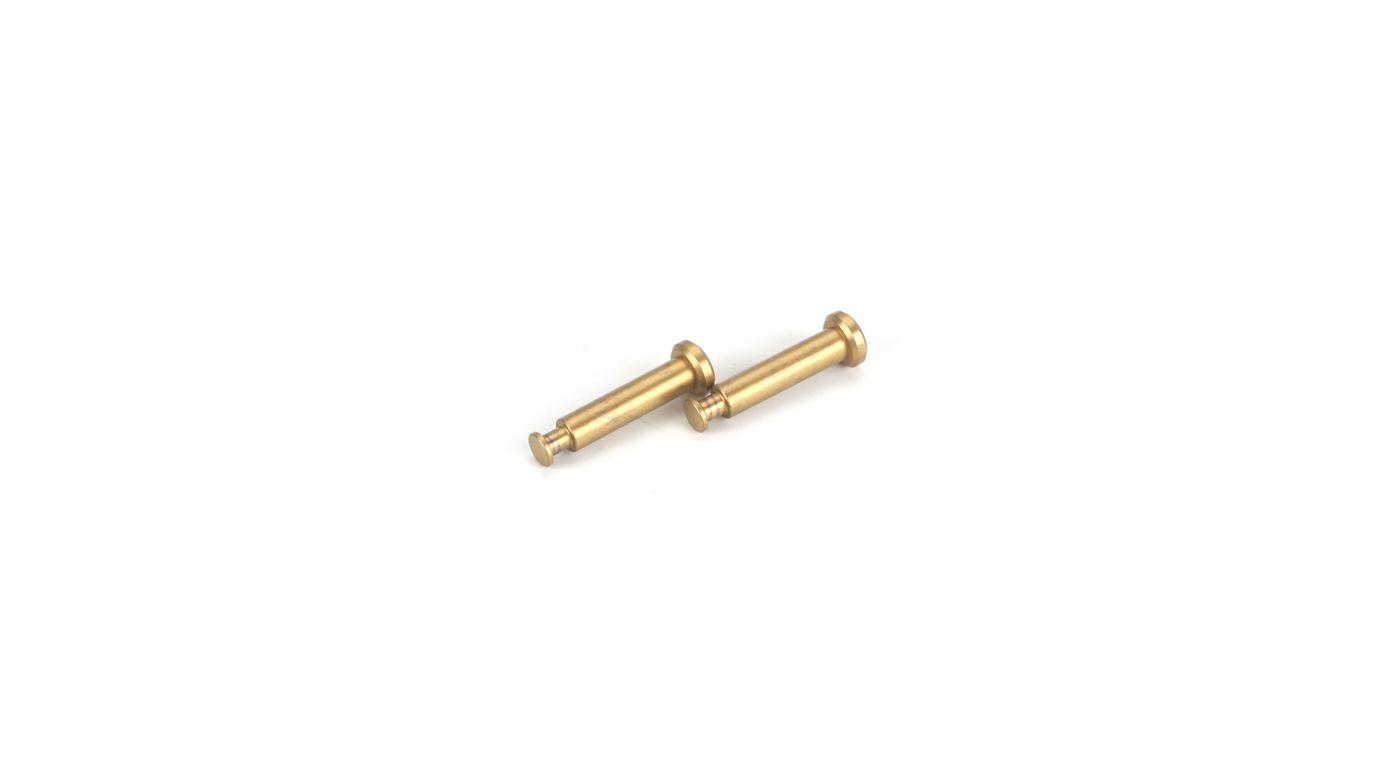 Image for Hinge Pins 4 x 21mm TiN: 8B (2) from HorizonHobby