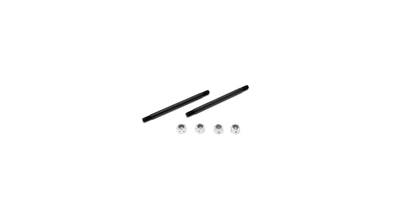 Image for Outer Hinge Pins, 3.5mm: 8B 2.0 from HorizonHobby