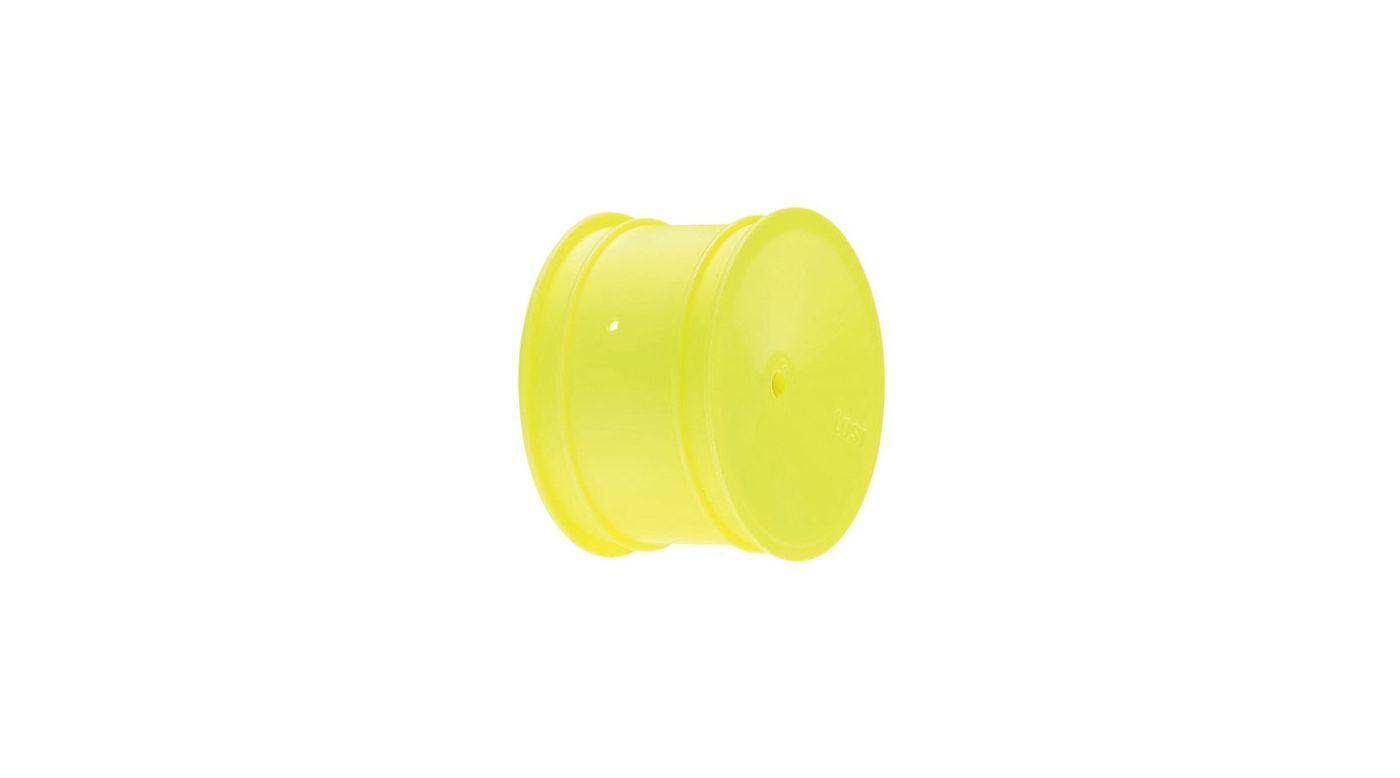 Image for Rear Wheel, Yellow (2): XXX, XX, XX4 from HorizonHobby