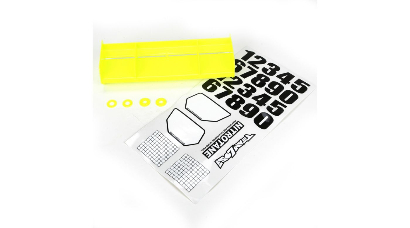 Image for 1/8 Universal Wing Kit, Yellow from HorizonHobby