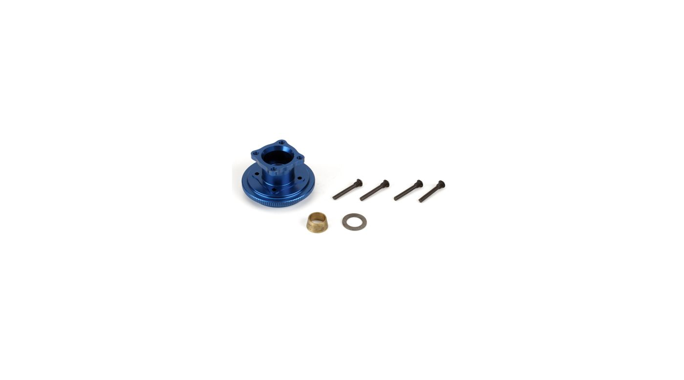Image for Flywheel & Collet, 4 Shoe: 8B, 8T from HorizonHobby
