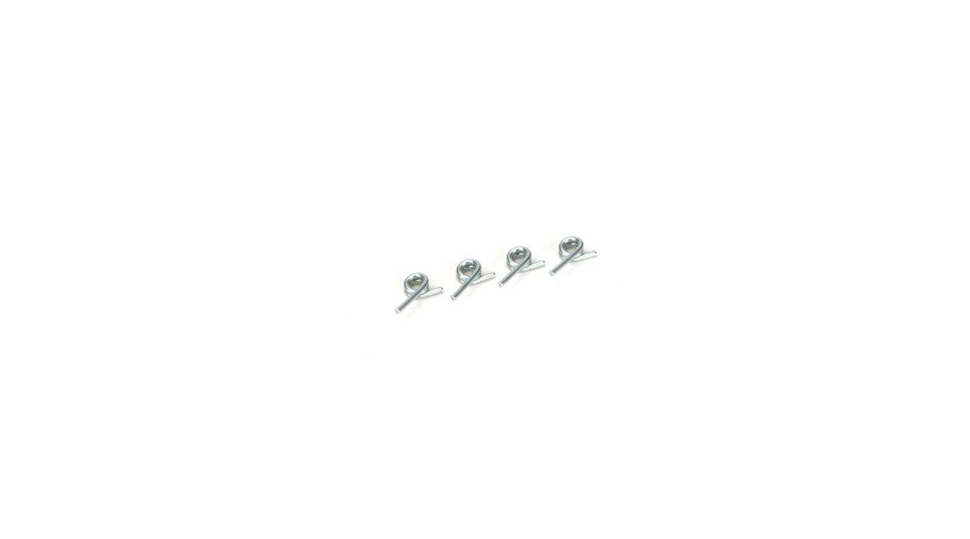 Image for Clutch Springs, Silver(4): 8B, 8T from HorizonHobby