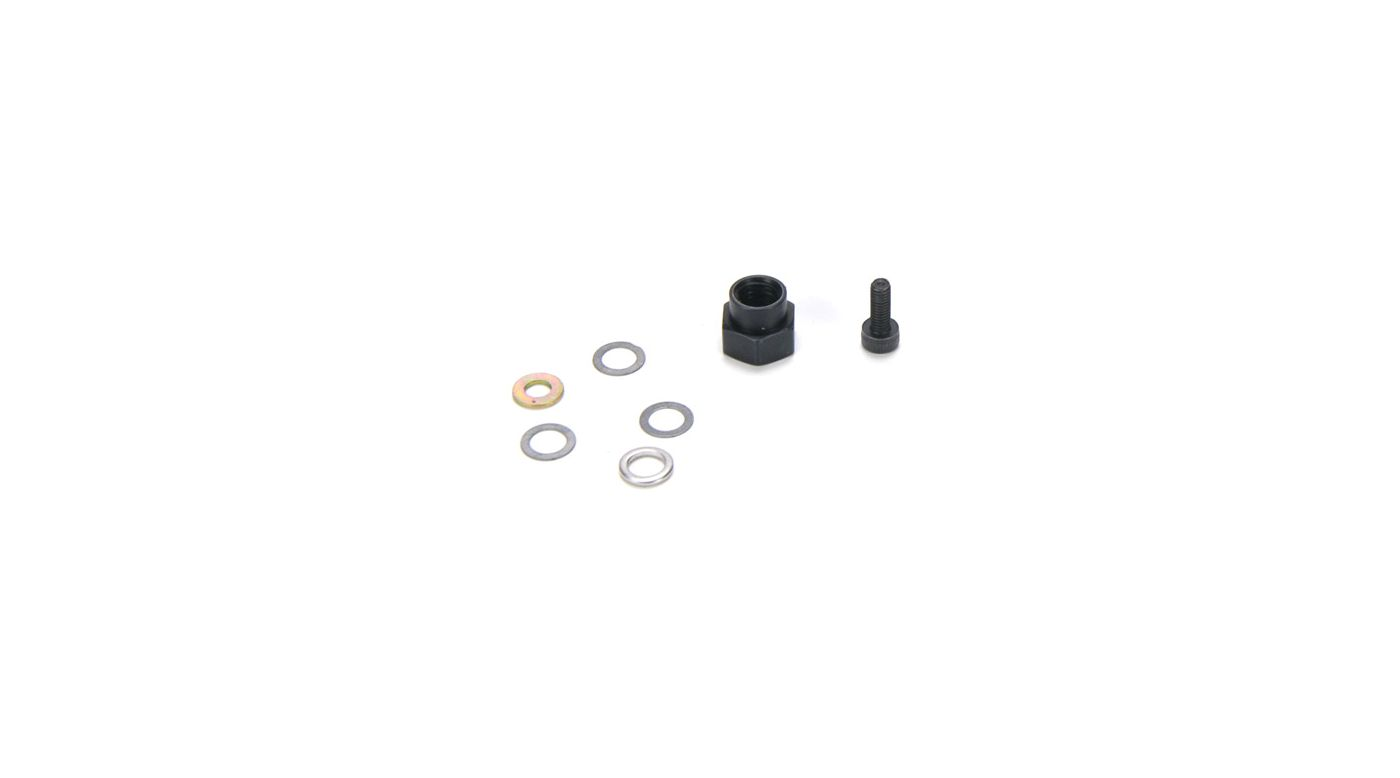 Image for Clutch Nut and Hardware: SNT from HorizonHobby