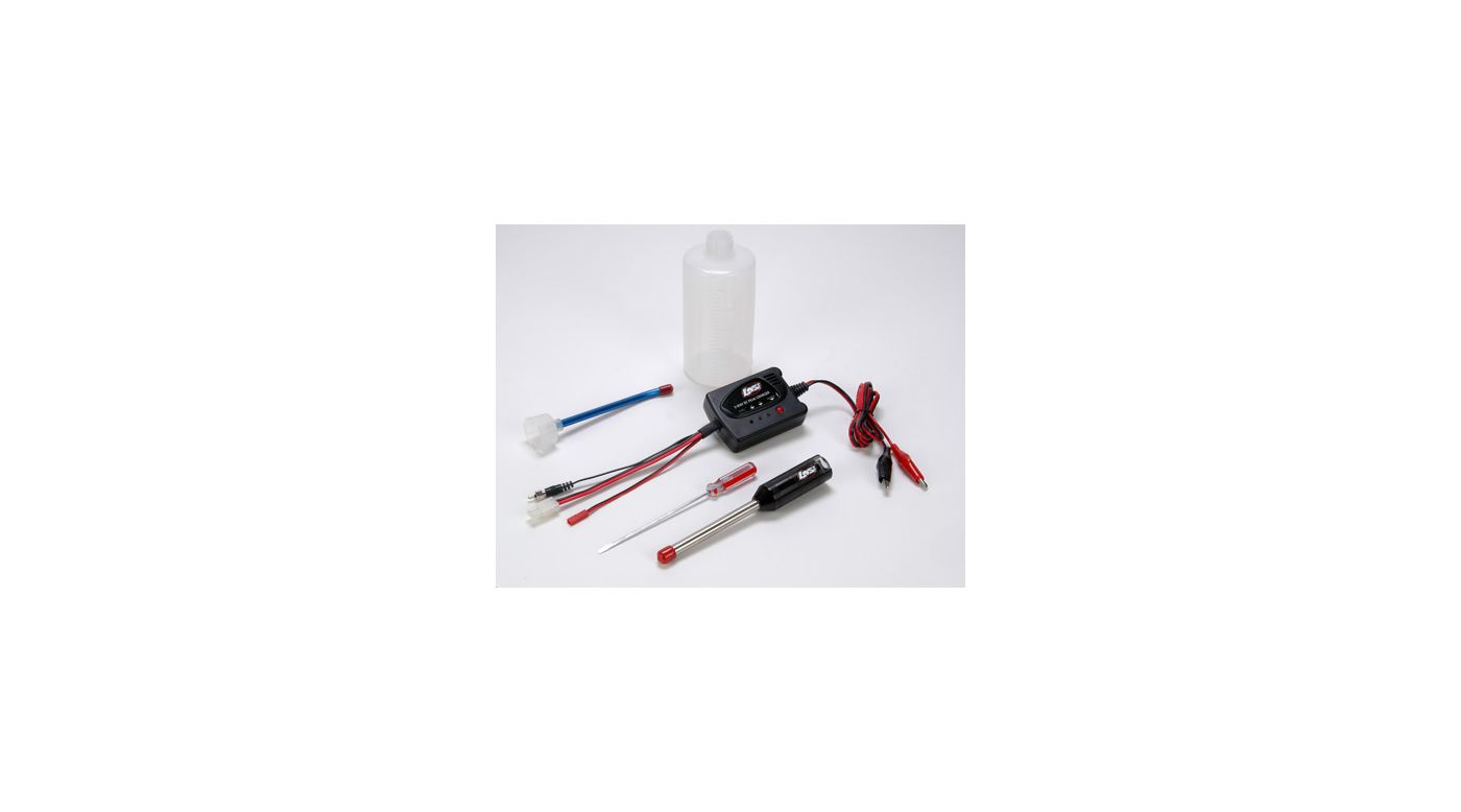 Image for Deluxe Nitro Starter Kit from HorizonHobby