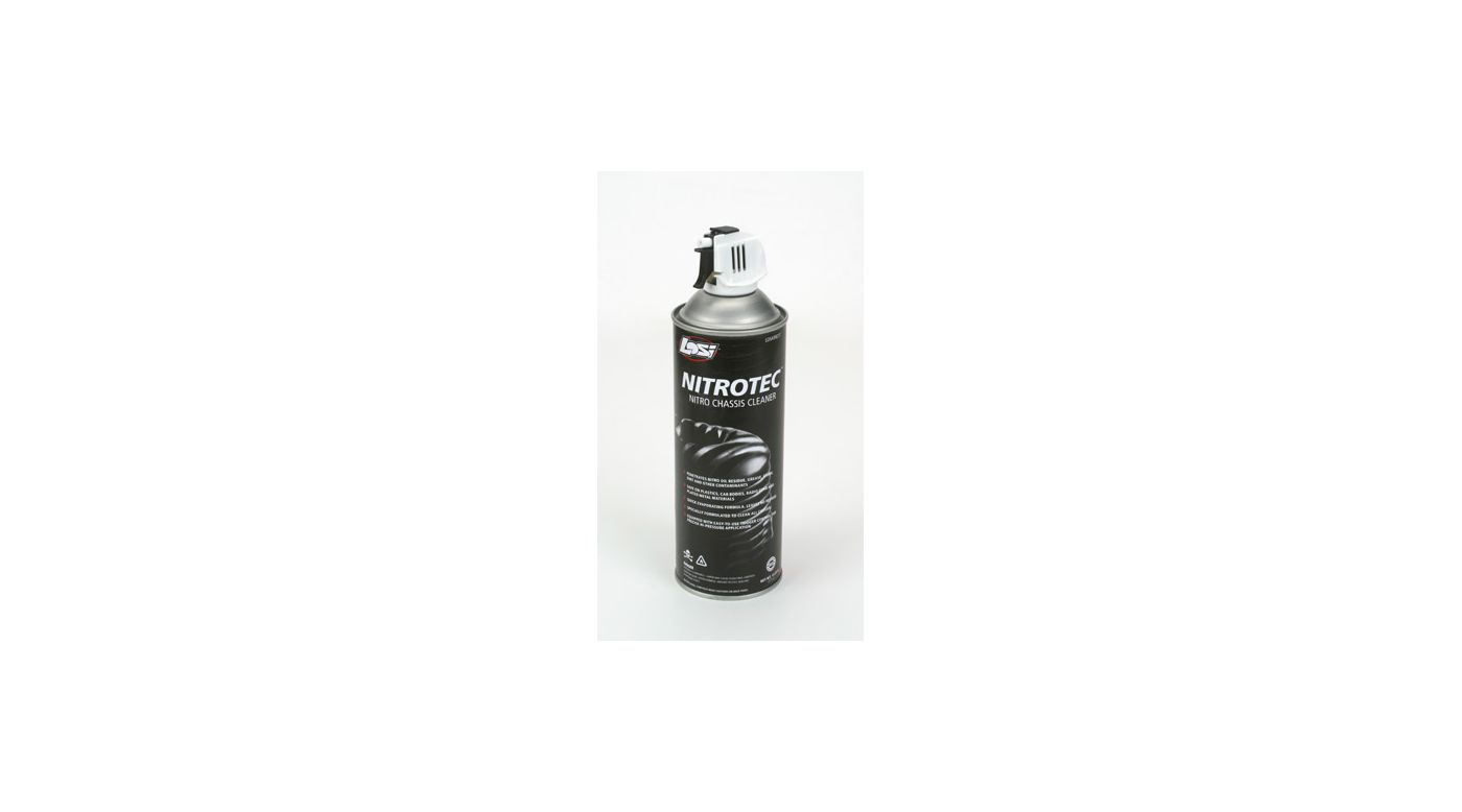 Image for Nitrotec Spray Cleaner from HorizonHobby