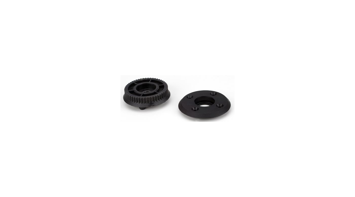 Image for Starter Wheel Pully: 8B/8T from HorizonHobby