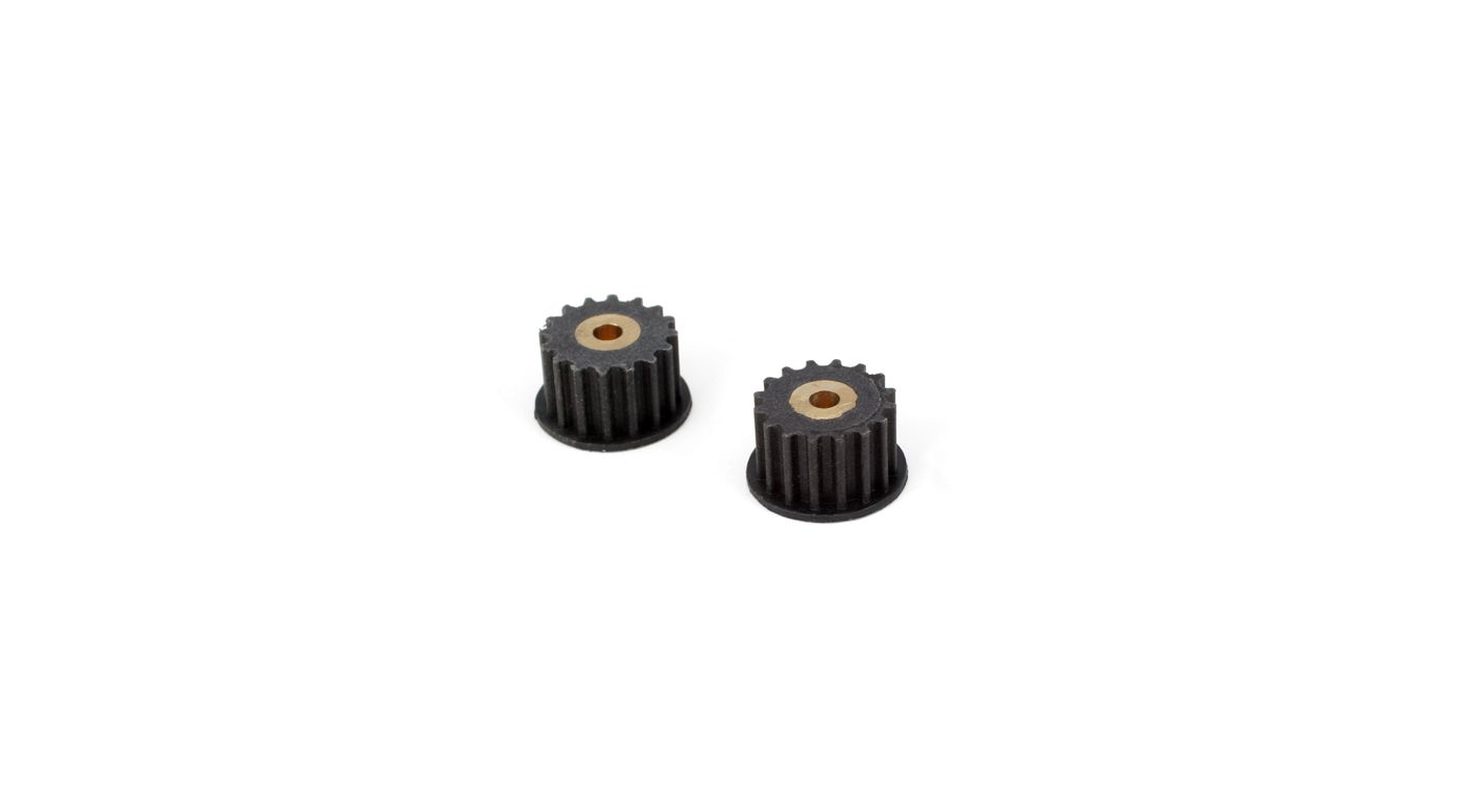 Image for Starter Motor Pulley Set 8B/8T from HorizonHobby
