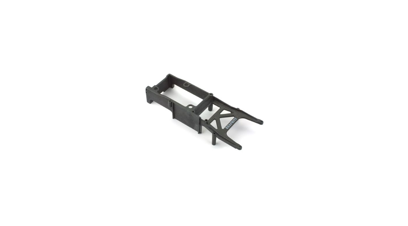 Image for Center Chassis Brace,Graph:XXX-NT, SNT from HorizonHobby