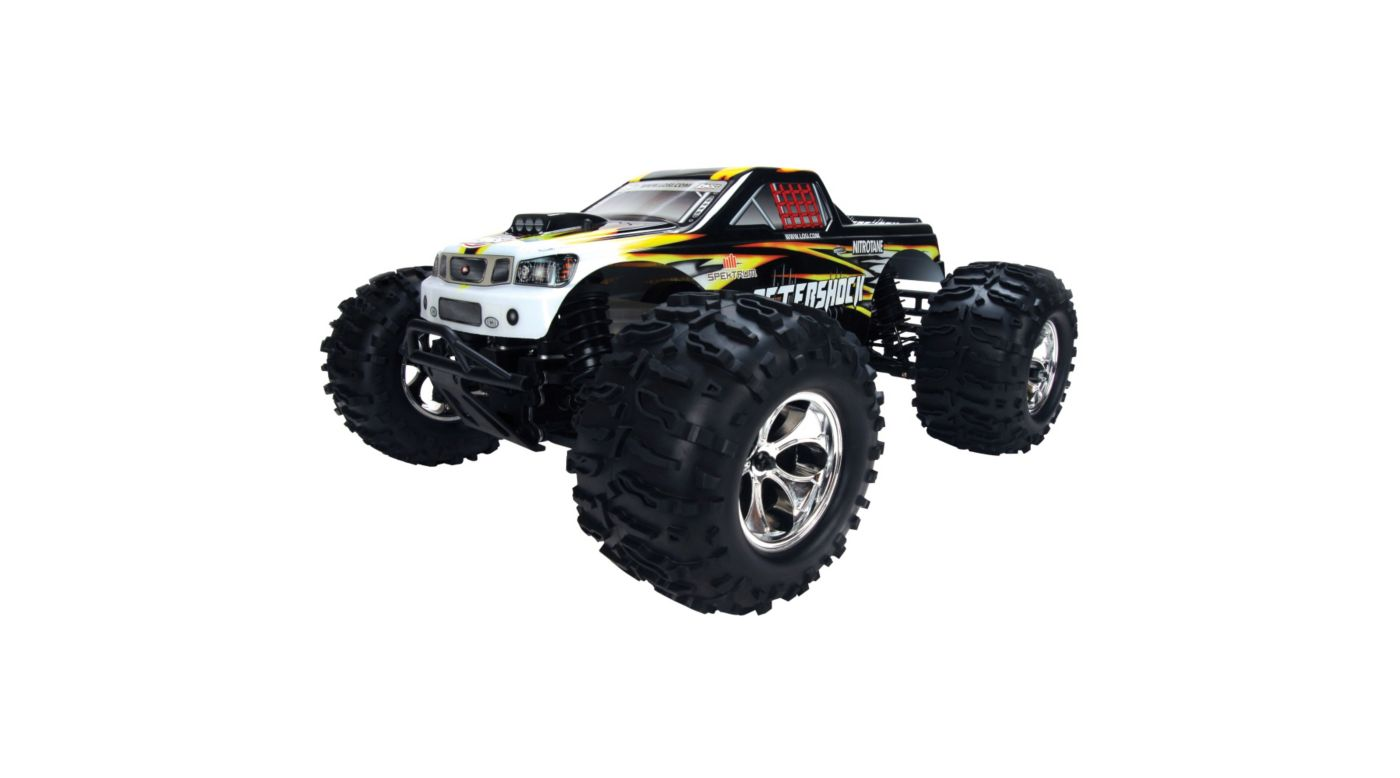 Image for Aftershock Monster Truck RTR Limited Edition from HorizonHobby