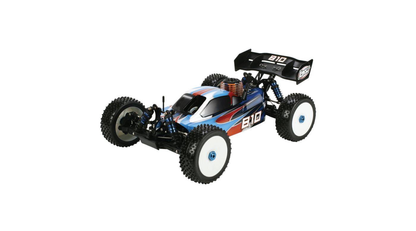 Image for 1/8 810 Buggy RTR from HorizonHobby