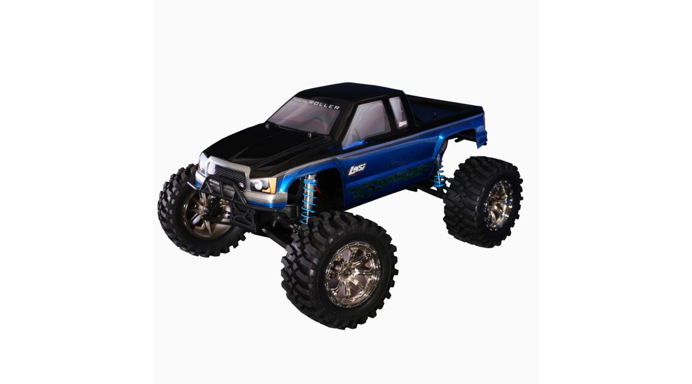 Image for 1/10 HIGHroller Lifted Truck RTR from HorizonHobby