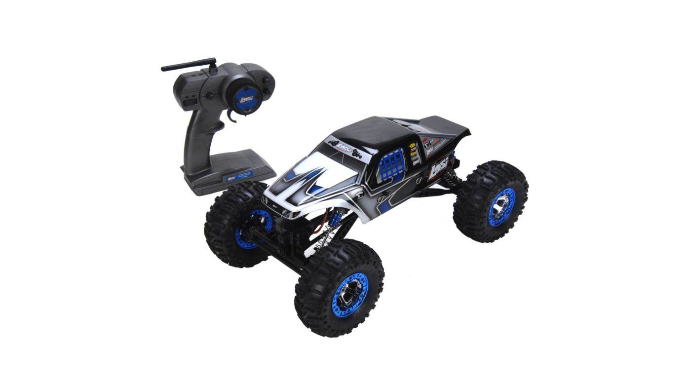 Image for 1/10 Night Crawler RTR Black from HorizonHobby