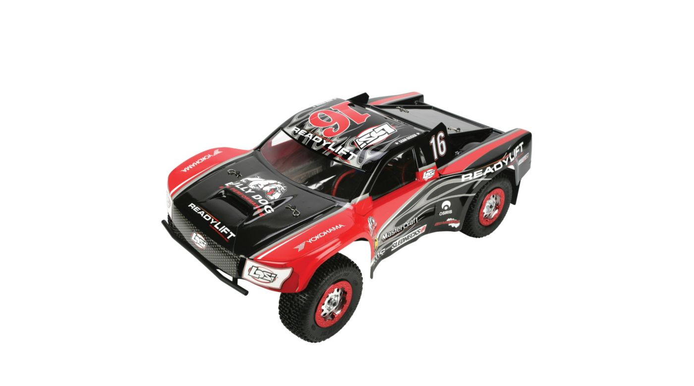 Image for 1/10 ReadyLift XXX-SCT RTR from HorizonHobby