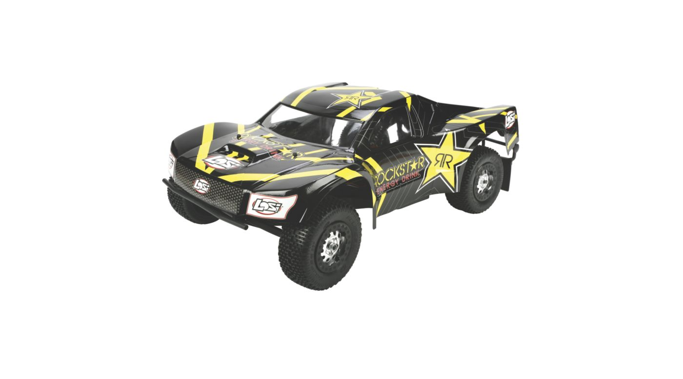 Image for 1/10 Rockstar XXX-SCT RTR from HorizonHobby