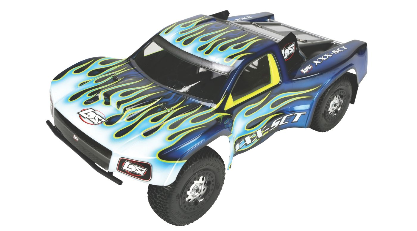 Image for XXX- SCT 2WD Rolling Chassis from HorizonHobby