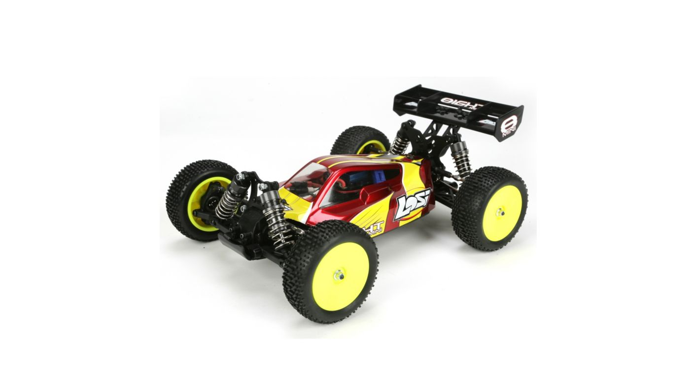 Image for 1/14 Mini 8IGHT RTR: Red from HorizonHobby