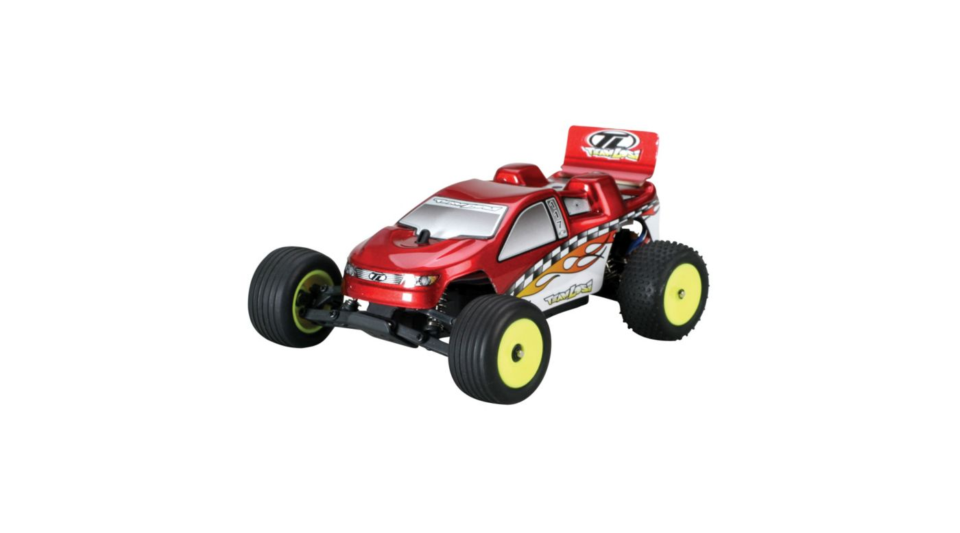 Image for 1/36 Micro-T Stadium Truck RTR, Red from HorizonHobby