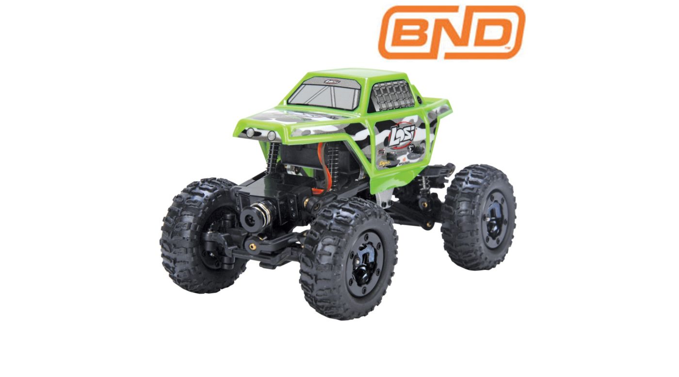 Image for 1/24 Micro Rock Crawler Bind-N-Drive from HorizonHobby