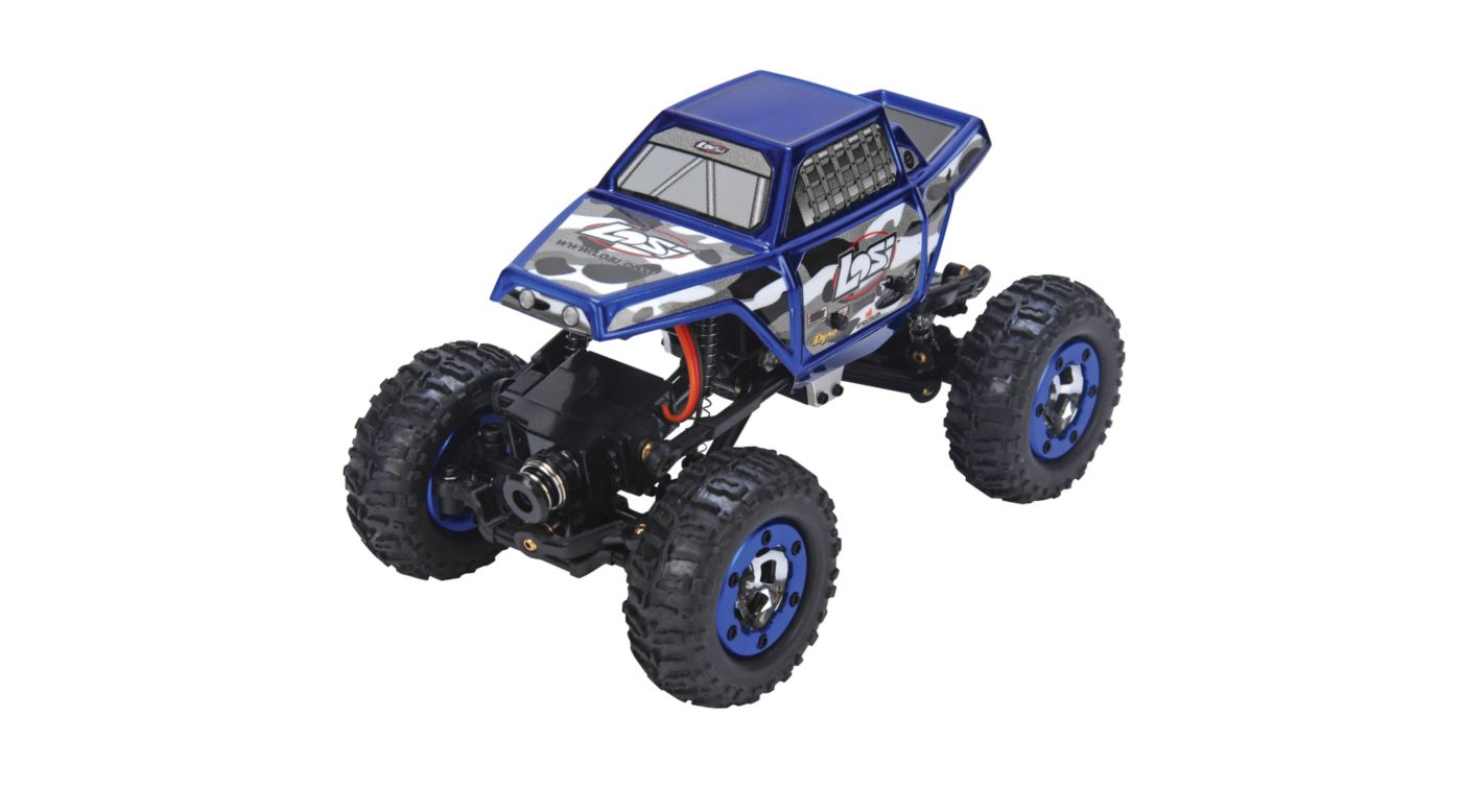 Image for 1/24 Micro Rock Crawler RTR from HorizonHobby
