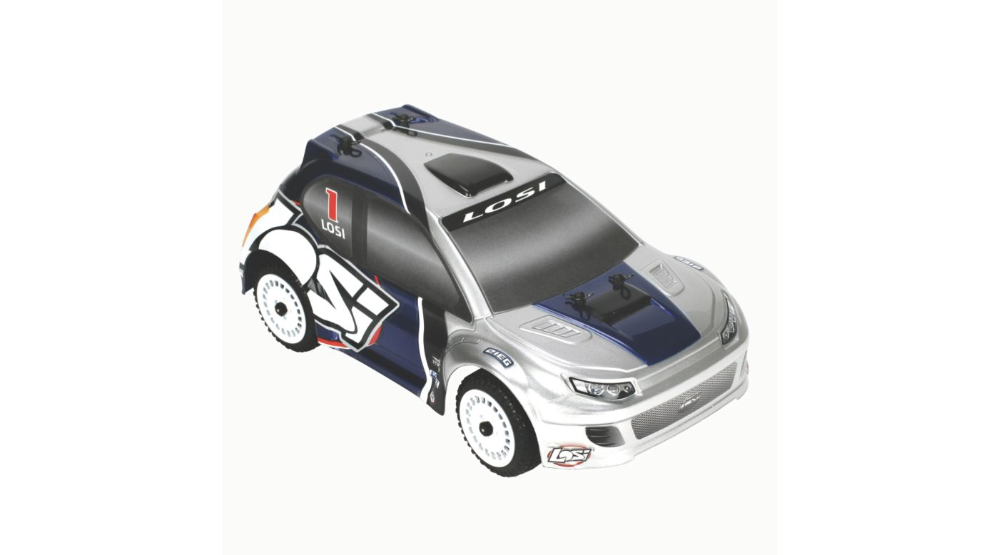 Image for 1/24 Micro Brushless Rally RTR from HorizonHobby