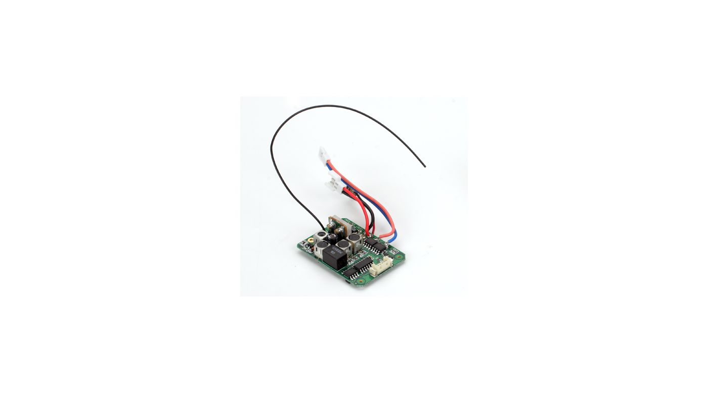 Image for Receiver/ESC Unit: Micro-T/B/DT from HorizonHobby