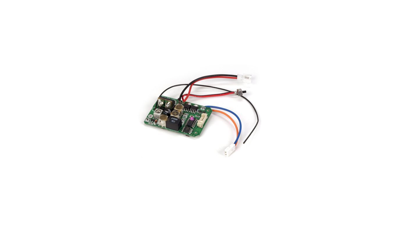 Image for AM Receiver/ESC Unit: Micro SCT, Rally, Truggy from HorizonHobby