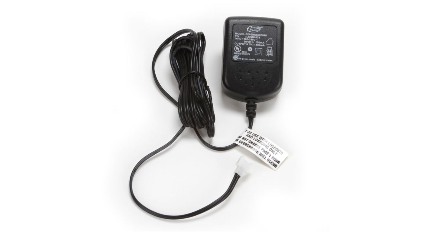 Image for Micro Wall Charger NiMH:Micro HRL,SCT,Rally,Truggy from HorizonHobby