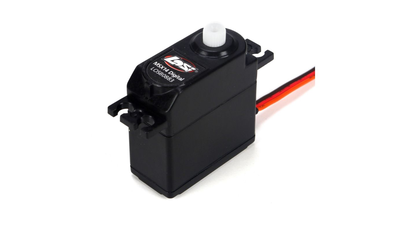 Image for Servo Mini 8IGHT from HorizonHobby