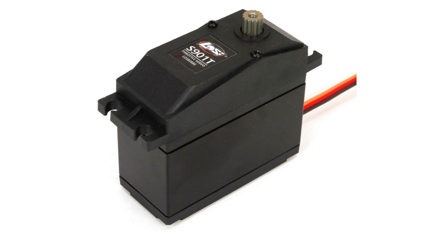 Image pour Servo S901T de gaz pour voiture 1/5, pignons métal à partir de Horizon Hobby