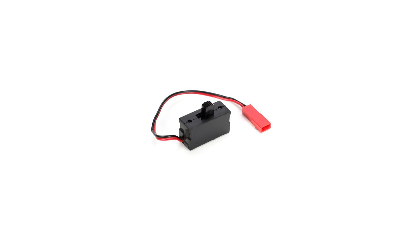 Image for Soft On/Off Switch w/BEC: ROSS from HorizonHobby