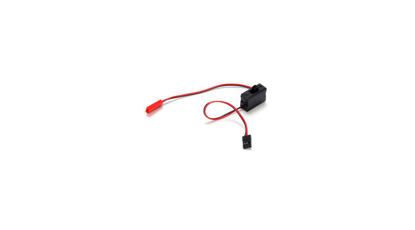 Image for On/Off Switch, BEC/JR Plug: SNT from HorizonHobby