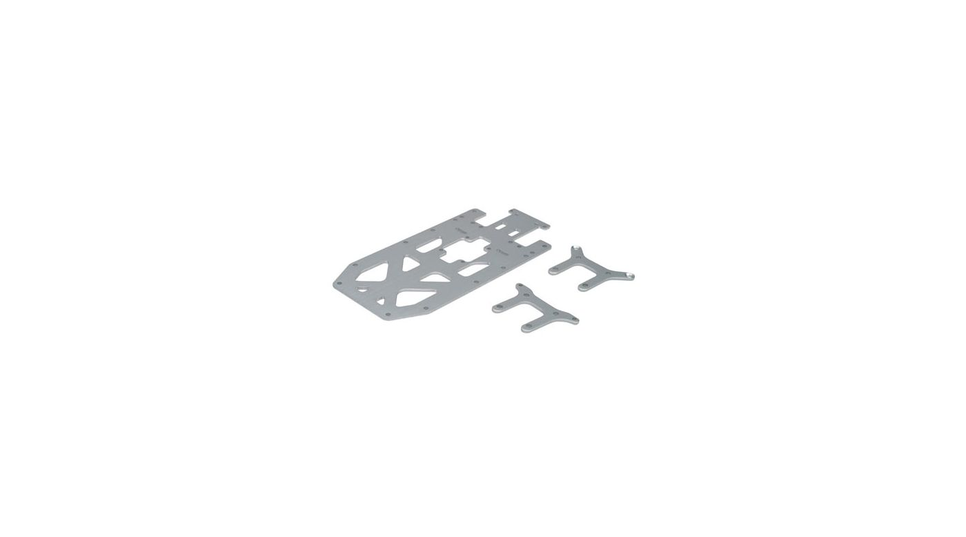 Image for Upper Chassis Plate Set (3): MLST/2 from HorizonHobby