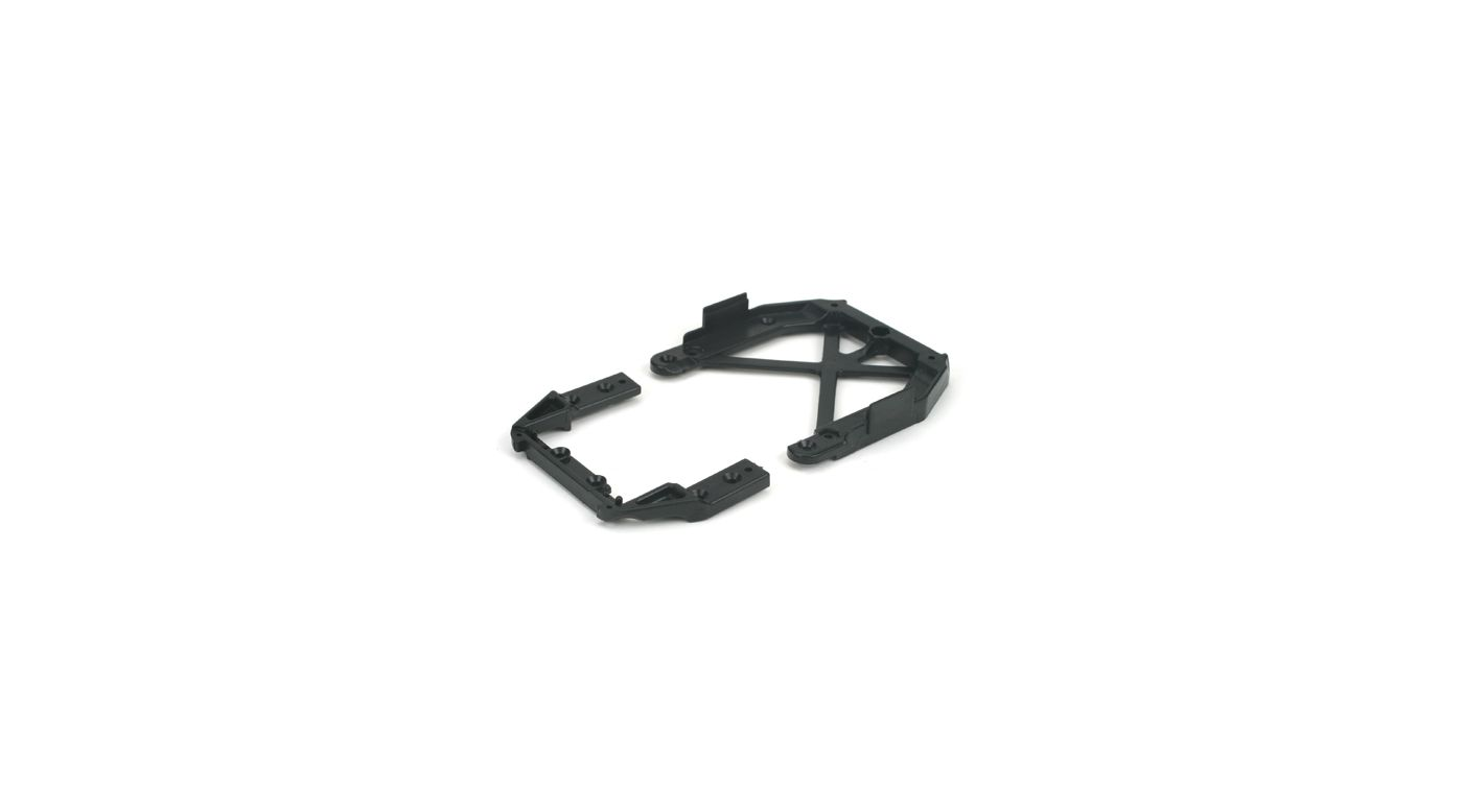 Image for Front/Rear Upper Chassis Brace Set: MLST/2 from HorizonHobby