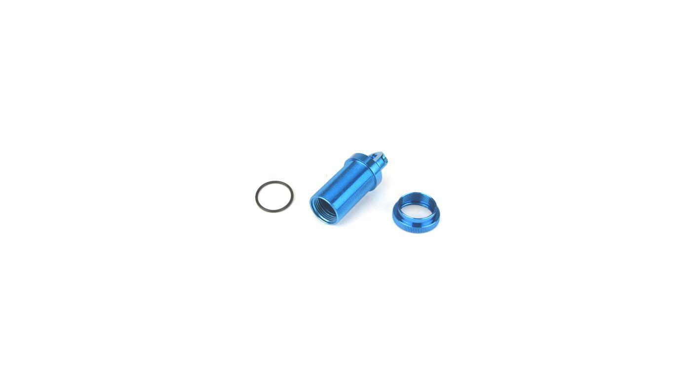 Image for Shock Body & Adjuster, Aluminum, Blue (1): MLST/2 from HorizonHobby