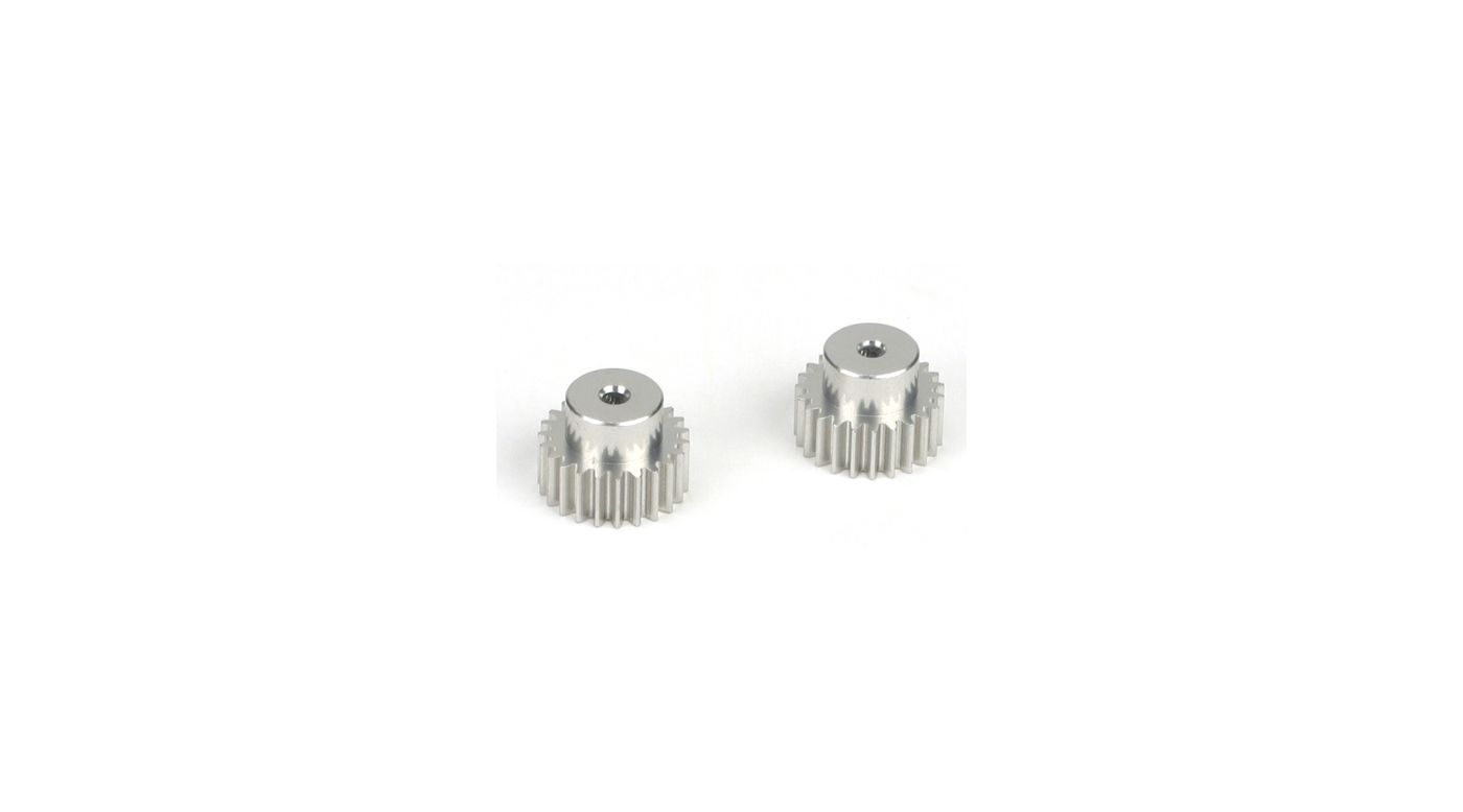 Image for 23T Pinion Gear (2), 370 Motor: MLST/2 from HorizonHobby