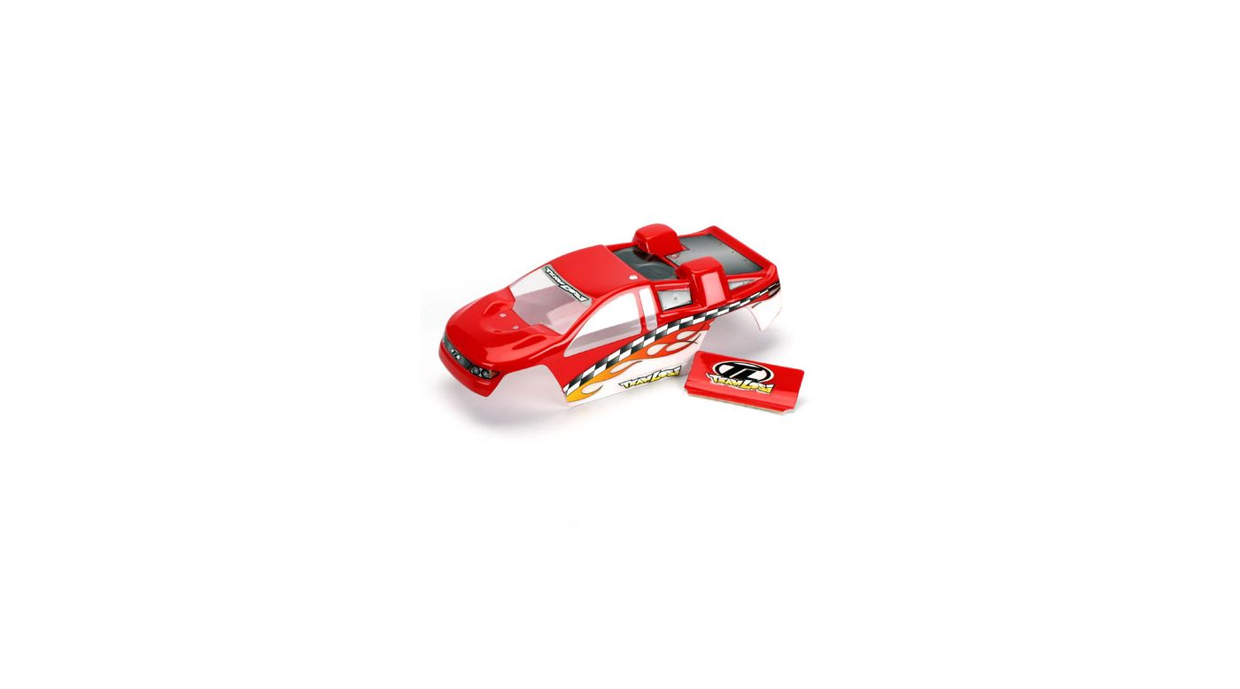 Image for Mini-T Painted Body: Red from HorizonHobby