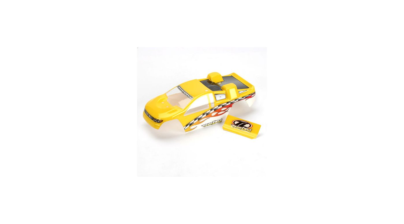 Image for Mini-T Painted Body: Yellow from HorizonHobby