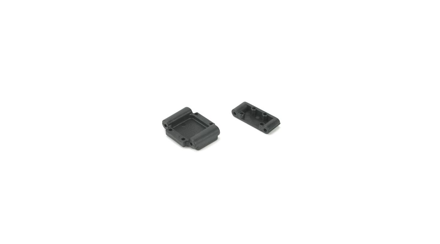 Image for Front/Rear Pivot Block Set: Mini-T, MDT from HorizonHobby