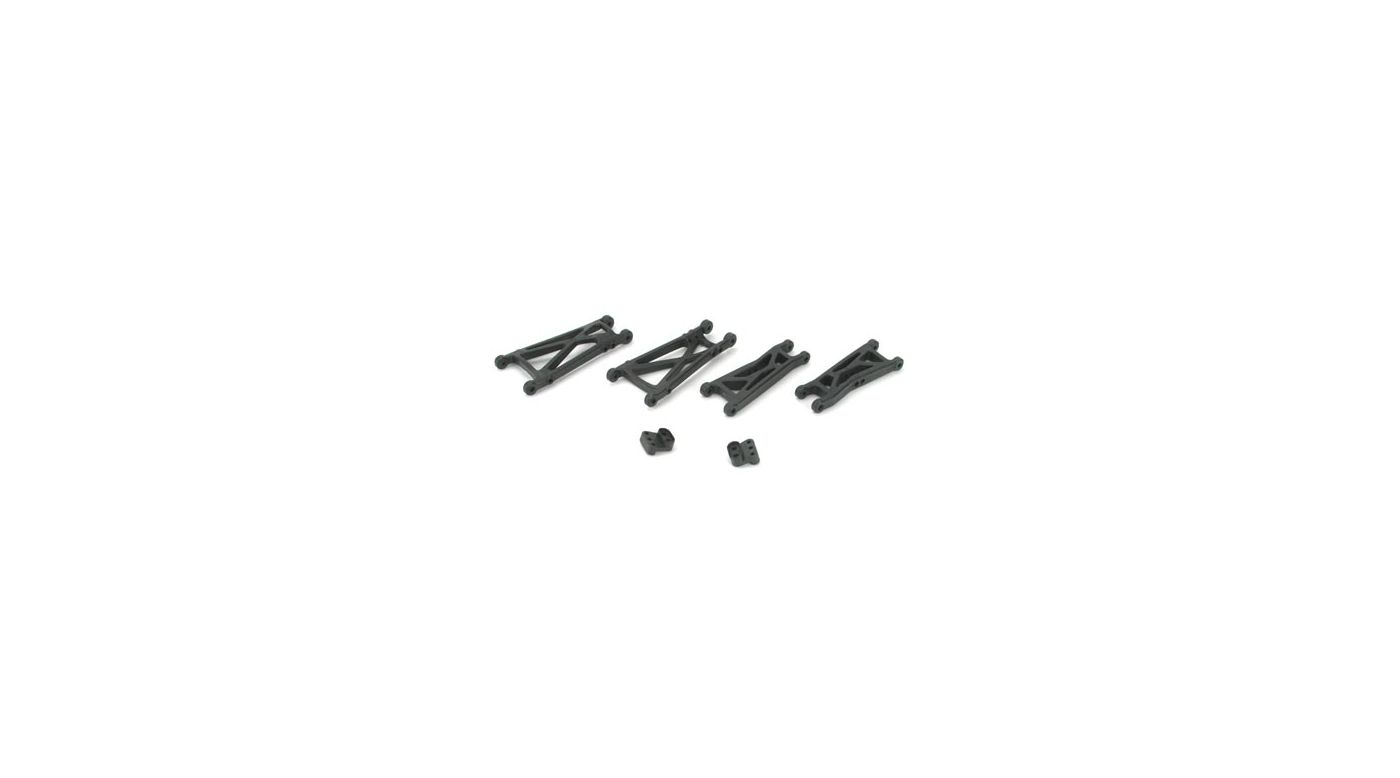 Image for Front/Rear Suspension Arm Set: Mini-T, MDT from HorizonHobby