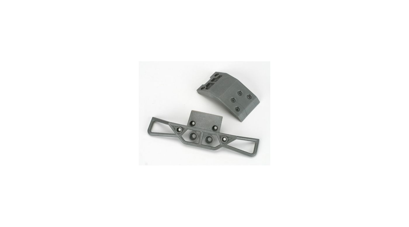 Image for Front Bumper/Skid Plate: Mini-DT from HorizonHobby