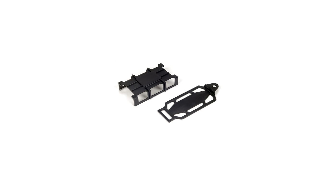 Image for Battery Hold-Down Set: MHRL from HorizonHobby