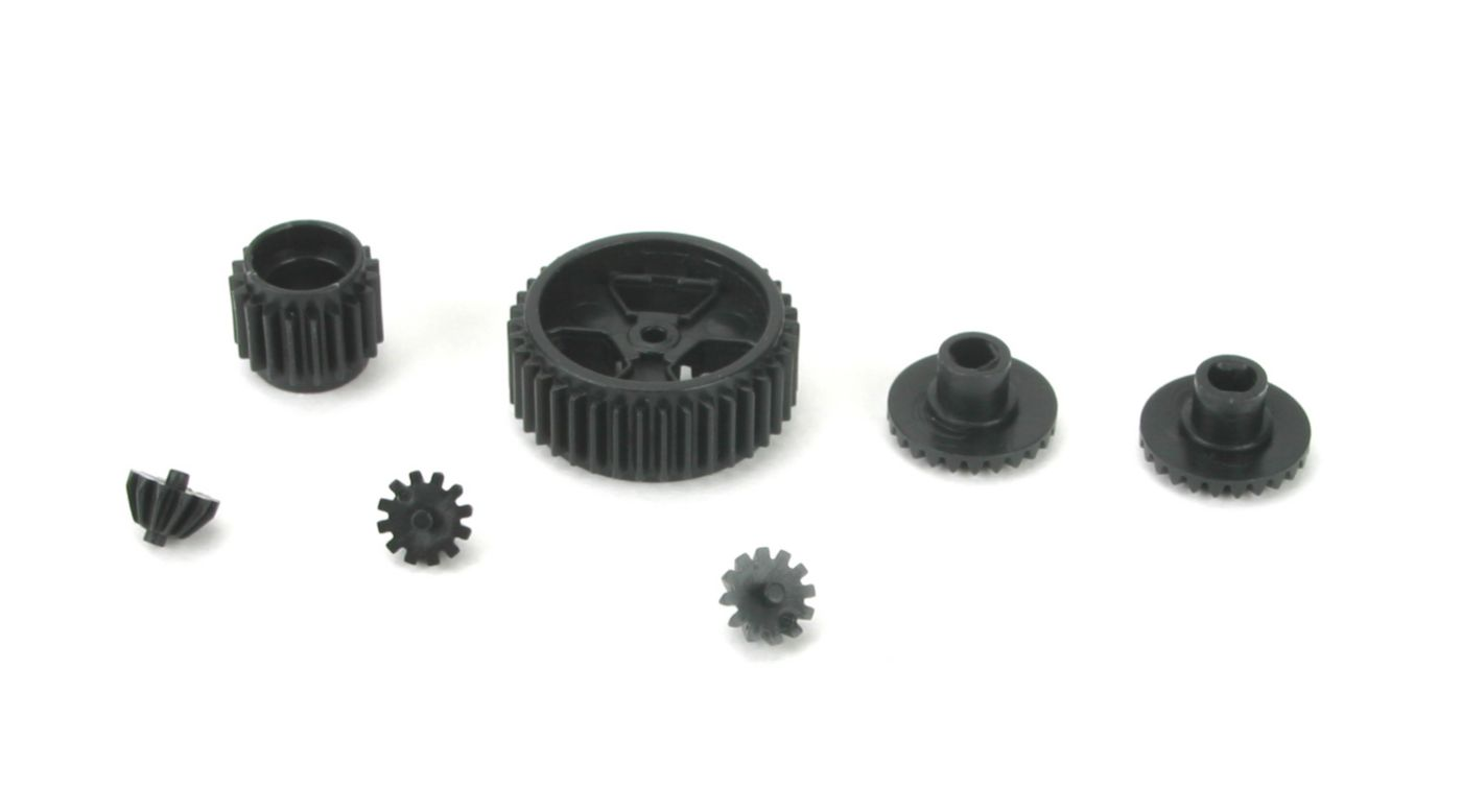 Image for Transmission Gear Bag: Mini-T, MDT, MLST/2, MRAM from HorizonHobby