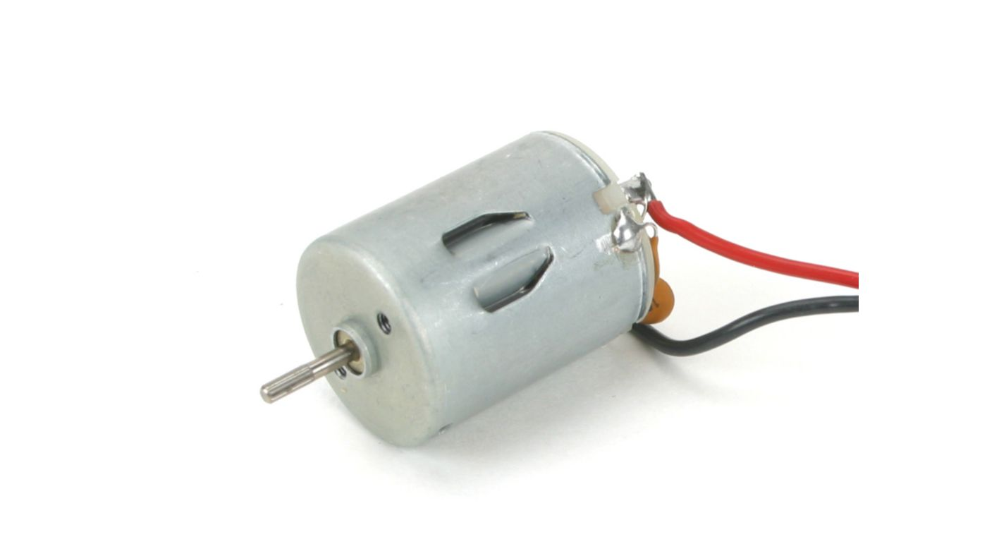 Image for Motor w/Wires & Plugs: Mini-T, MDT from HorizonHobby